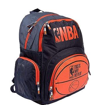 NBA - Bolsa Escolar Beige fantasía