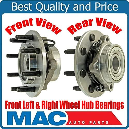 Front Left//Right Wheel Hub Bearing Assembly for 06-08 Dodge Ram 1500 2500 3500