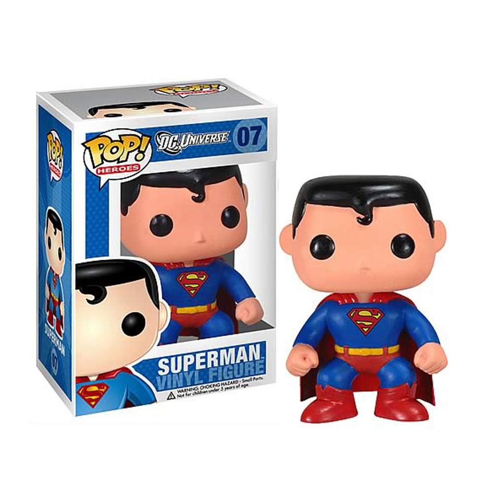 Funko Superman POP Heroes