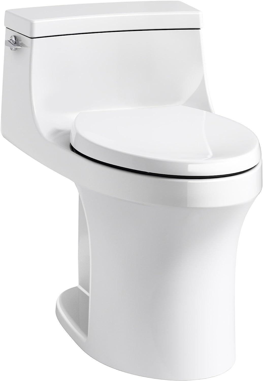 Kohler K-5172-0 San Souci Toilet