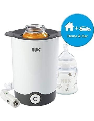 Delleu Bouteille de b/éb/é chauffe-biberon rapide wamer Fast Heating BPA gratuit avec bouteille