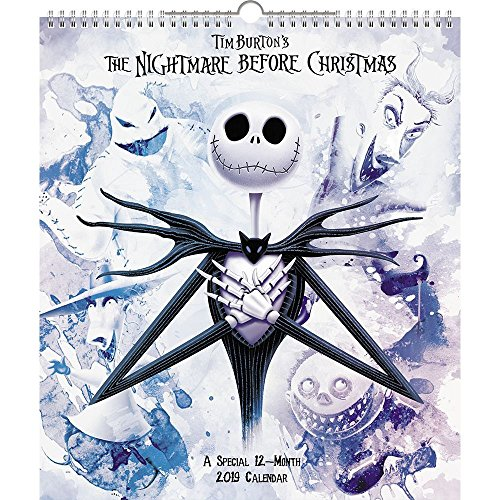2019 Nightmare Before Christmas Special Edition, Animated Movies by ACCO Brands]()