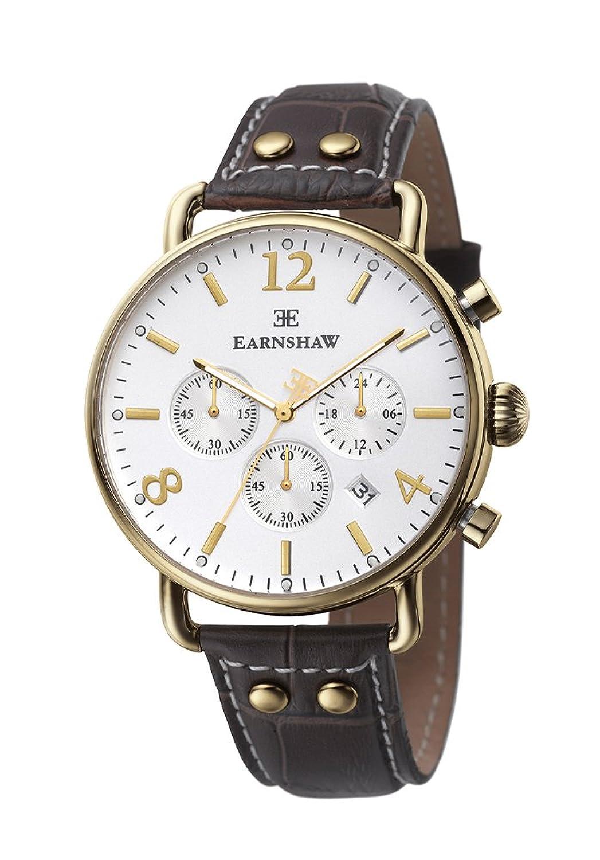 Thomas Earnshaw Herren- Armbanduhr Analog Quarz ES-8001-02