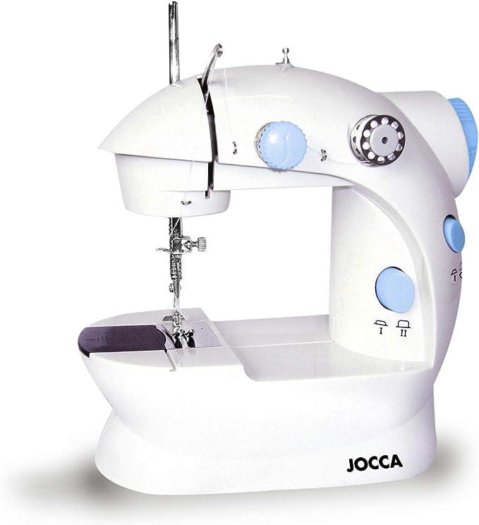Jocca 6648 - Máquina de Coser con Costurero Plegable: Amazon.es: Hogar