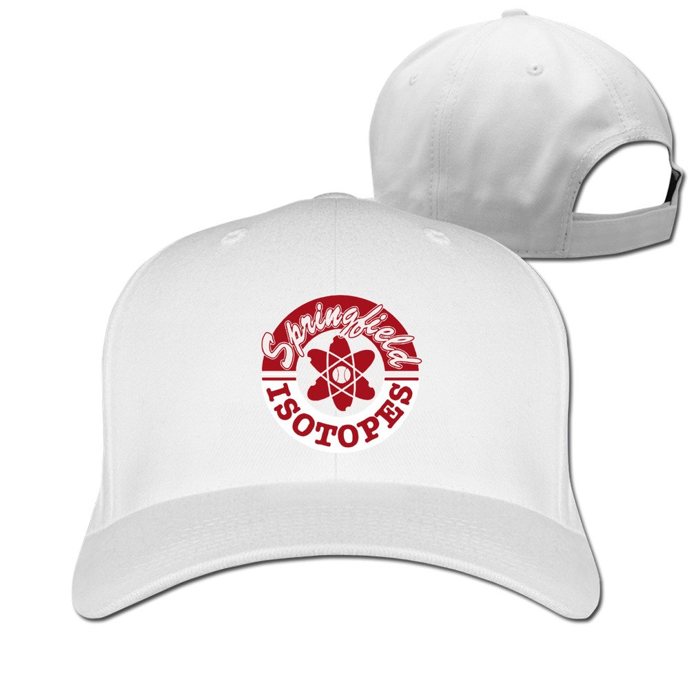 EUNICORN SG Springfield Isotopes Ajustable Baseball Cap Cotton ...