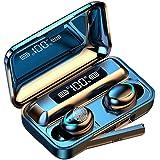 Auriculares Bluetooth 5.0 Inalámbricos Mic Reducción Ruido CVC 8.0,TWS Huella Digital Táctil De Alta Fidelidad En La…