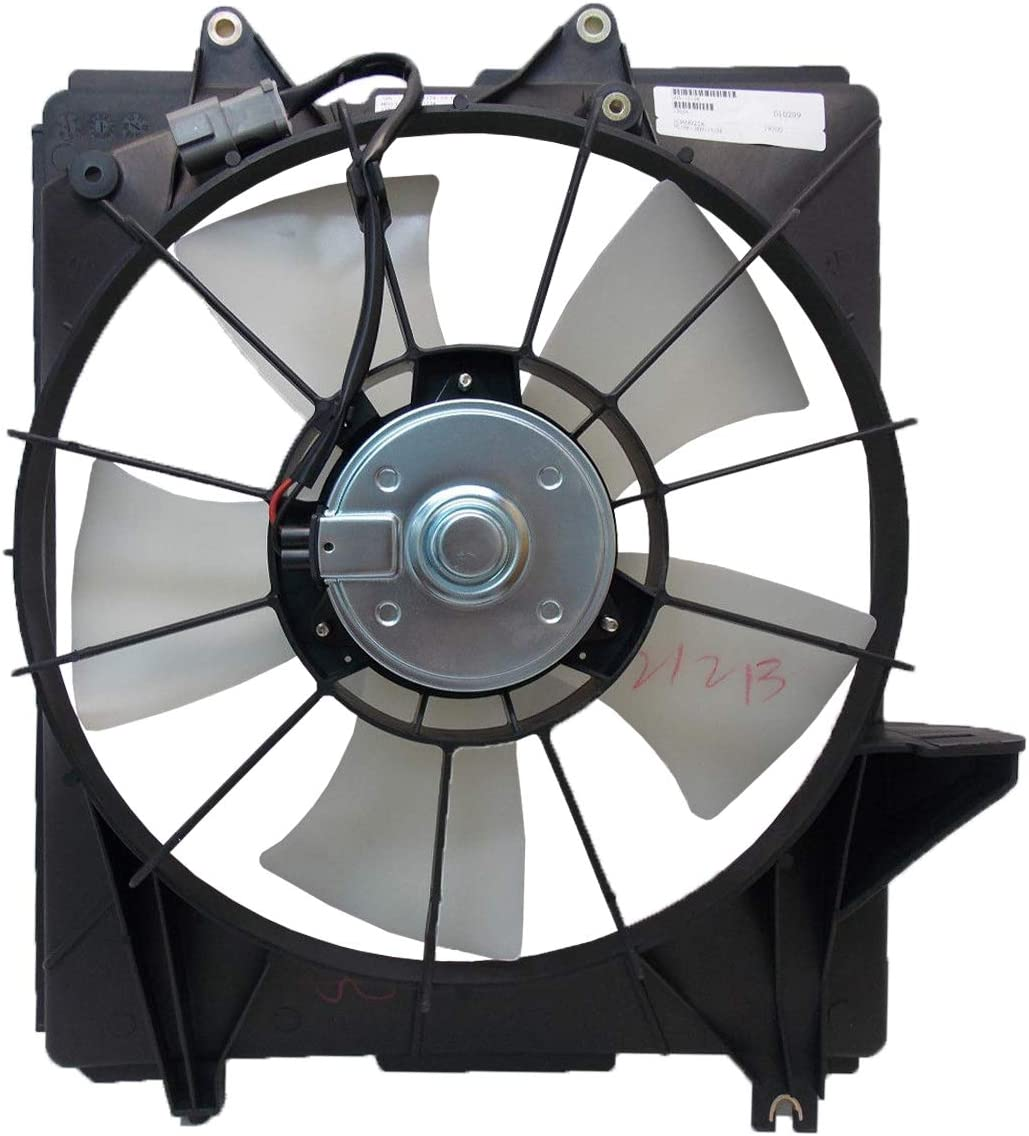 Automotive Cooling Radiator Cooling Fan Assembly For Honda Odyssey HO3115128 100/% Tested