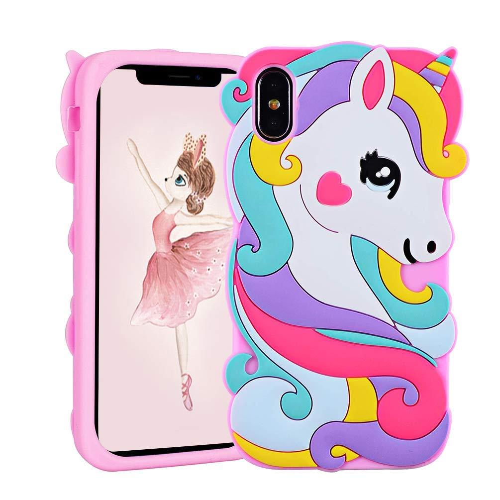 iphone xs max case 3d