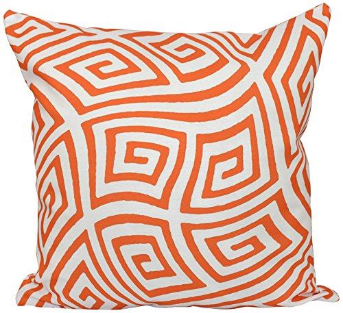 e by design pg-n9-celosia _ orange-16pg-n9-celosia _ orange-16geométrico decorativo almohada, Celosia naranja, Celosia...