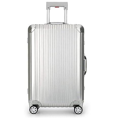28 Pulgadas Caja de Equipaje Caja de Viaje Aleación de magnesio Marco de Aluminio Maleta con