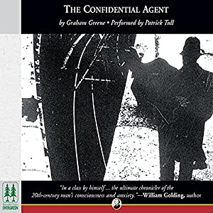 The Confidential Agent Audiobook