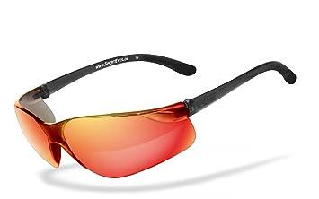 HSE SportEyes Sportbrille Sport-Sonnenbrille Radbrille DEFENDER 1.0 2240-a GjY13