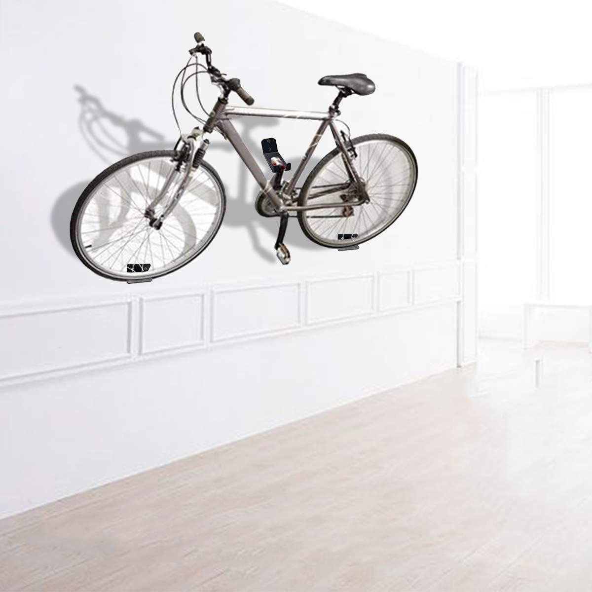 Amazon.com: Qualward Bike Rack Wall Mount Bicycle Cycling ...