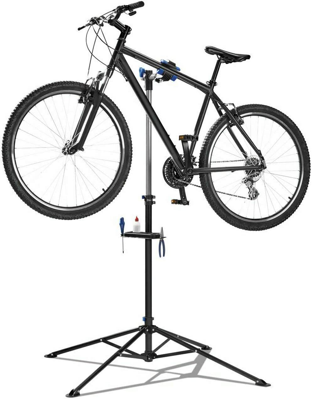 Crivit - Soporte de Montaje para Bicicleta (Carga máxima de 30 kg ...
