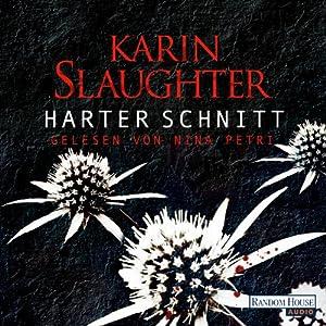 Harter Schnitt (Georgia 3) Hörbuch