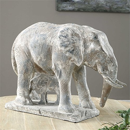ambient-textured-aged-gray-with-a-light-tan-glaze-elephant-statue