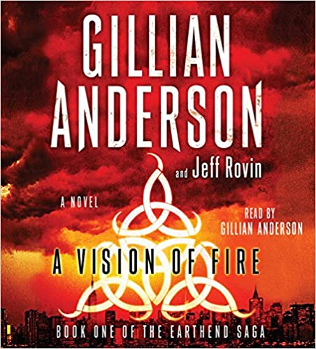 A Vision of Fire (Earthend Saga)