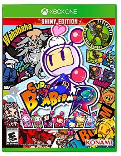 Super Bomberman R - Xbox One Shiny Edition by Konami