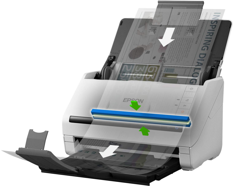 EPSON WorkForce DS-530N Mainboards