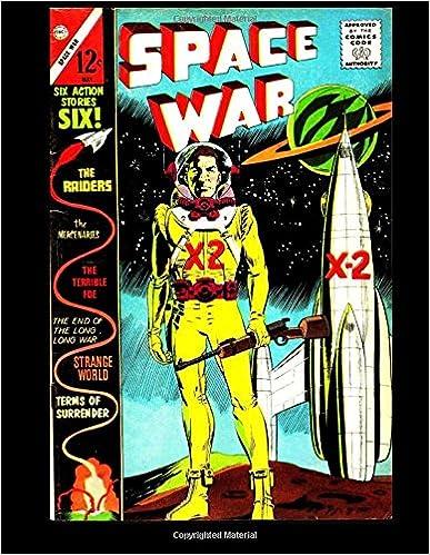 Descargar libros de texto en pdf en líneaSpace War #22: Golden Age Science Fiction Comic 1963 PDF iBook