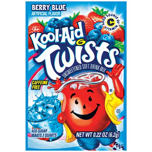 Kool-Aid Mixed Berry Unsweetened Soft Drink Mix by Kool-Aid