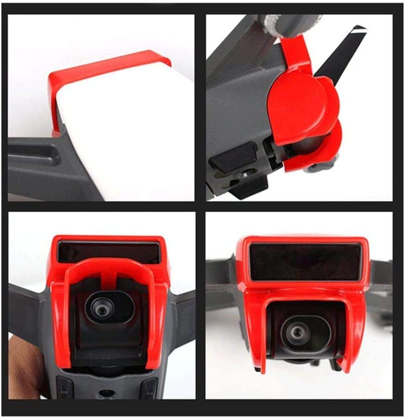 Part /& Accessories LeadingStar Camera Protector Lens Creative Useful Sunshade Cap Lens Hood Anti-Glare Camera Protector Guard Cover Gift zk30 Color: Red