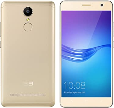 ELEPHONE A8-5.0 Smartphone 3G (Android 7.0 MTK6580 1.3GHz Quad ...