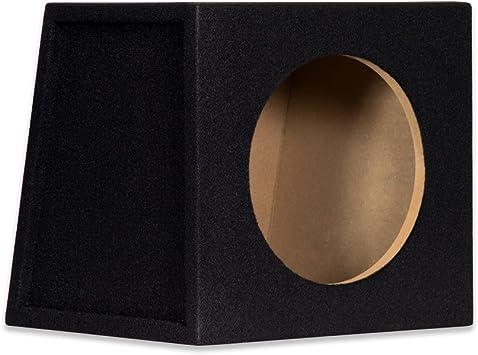 Caja sellada para subwoofer de 25,4 cm para Woofer 10S: Amazon.es: Electrónica