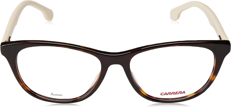 Carrera 5547//V Eyeglass Frames CA5547-0086-5116 Lens Diameter 51mm Distance Dark Havana Frame