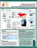 Publisher Quick Reference Guides, EC Technologies, 0979350360