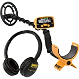 Garrett ACE 200 Metal Detector with Waterproof Coil and Clearsound Headphones