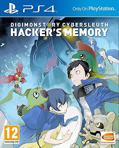Digimon Story - Digimon Story: Cybersleuth - Hacker's Memory (PS4)