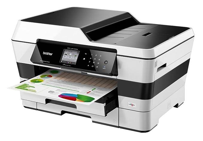 Amazon.com: Brother MFC-J6720DW A3 Inyección de tinta All In ...