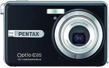 pentax optio e85 digital camera black 2 7 inch lcd amazon co uk rh amazon co uk Pentax Optio Soft Pentax Optio Soft