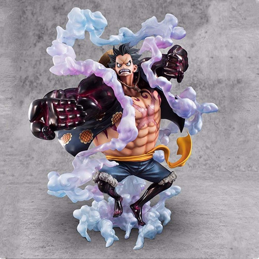 One Piece Super Big Monkey D Luffy Gear Fourth Action Figure by Water Asked (Image #2)