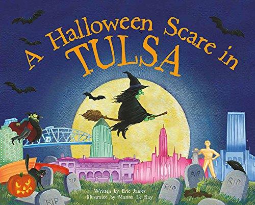 A Halloween Scare in Tulsa (Halloween Scare: Prepare If You Dare) -