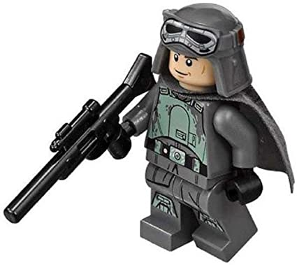 Amazon.com  LEGO Solo  A Star Wars Story Minifigure - Han Solo Imperial  Mudtrooper Uniform (75211)  Toys   Games f7ceb3199