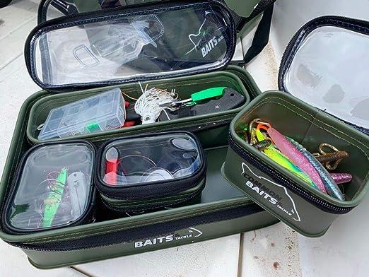 MODULAR BAG SET S /& XS EVA Tasche Tacklebox