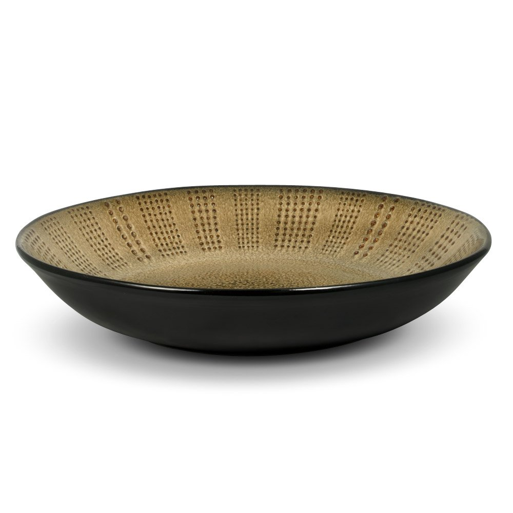 Gourmet Basics Linden Pasta Bowl, 3-1/2-Quart Lifetime Brands Inc.