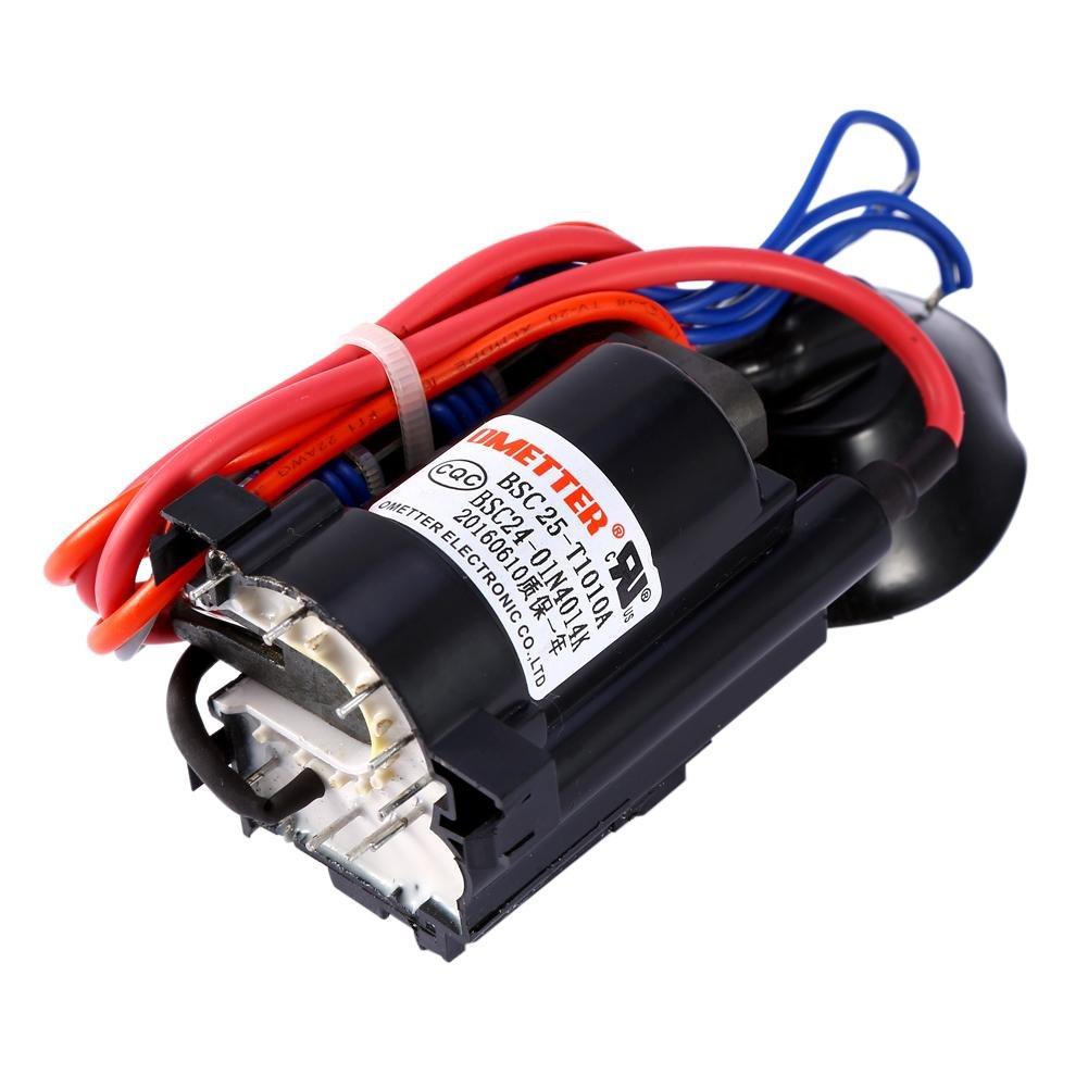 FTVOGUE ZVS Bobina controlador de retorno/generador Marx/Jacob'ladder bobina de encendido 12-36V Flyback Driver circuito para SGTC Generador