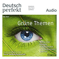 Deutsch perfekt Audio. 05/2015