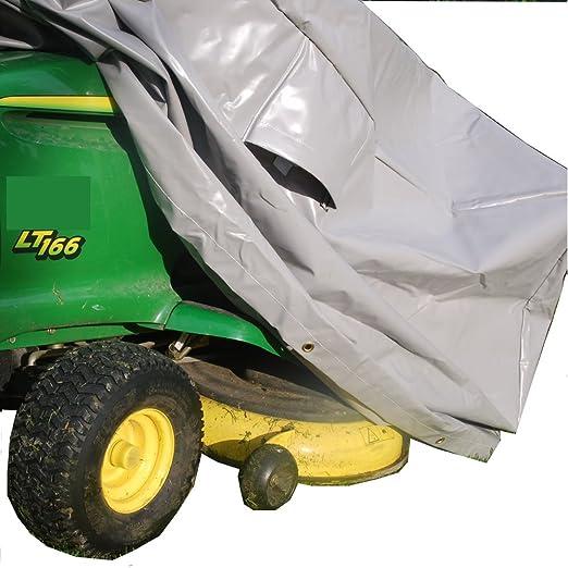 Funda para cortacésped tipo tractor (250 x 115 x 105 cm, 750 ...