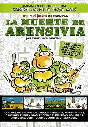LA MUERTE DE ARENSIVIA Historias de la puta mili-el jueves: Amazon.es: Cine y Series TV