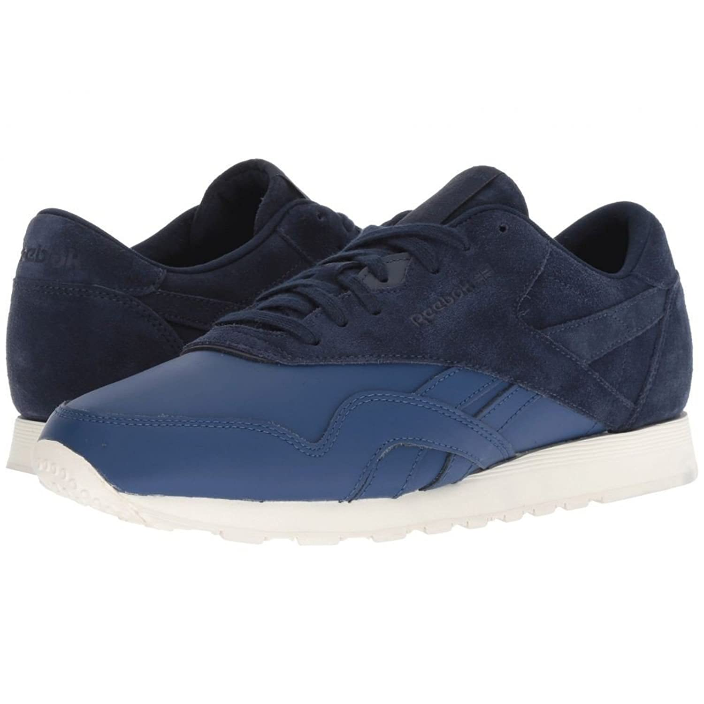 (リーボック) Reebok Lifestyle メンズ シューズ靴 スニーカー Classic Nylon AS [並行輸入品] B07F6QNL7K