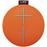 Ultimate EarsRoll2 Enceinte Bluetooth Ultraportable avec Flotteur, Waterproof et Antichoc - Orange/Rouge/Marron