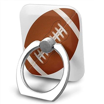 Soporte para teléfono móvil, diseño de balón de fútbol americano ...