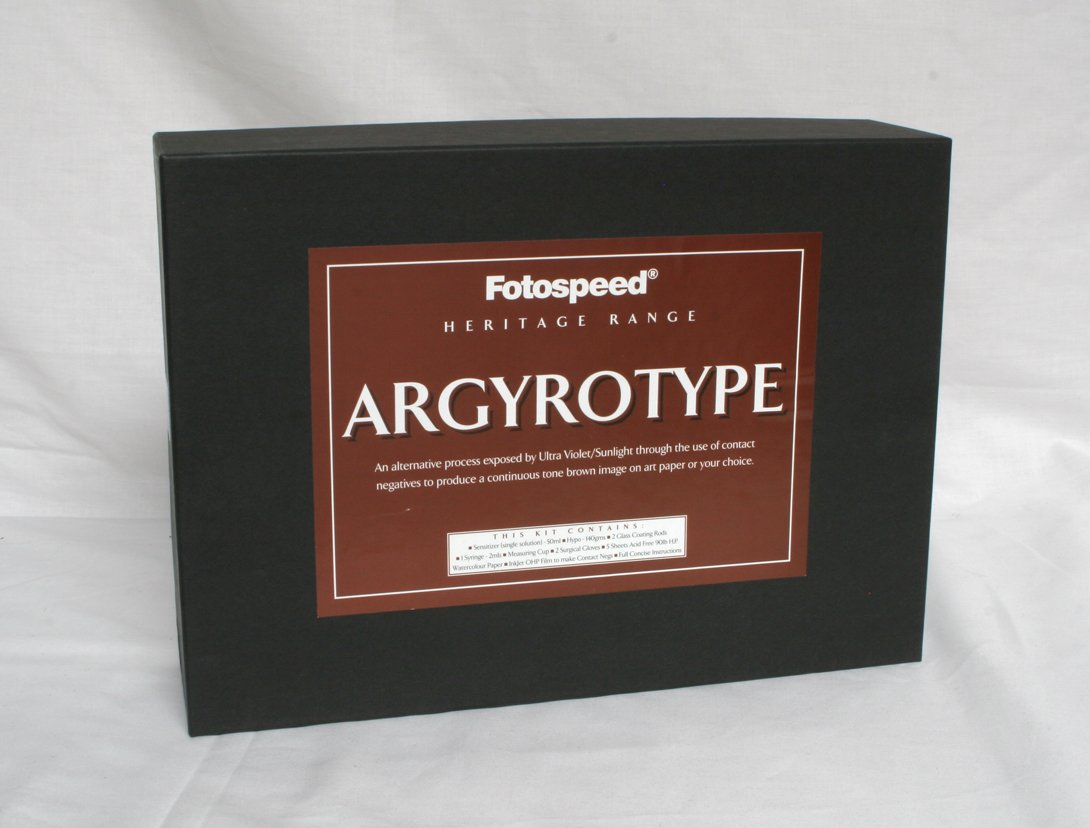 Fotospeed Argyrotype Processing Kit