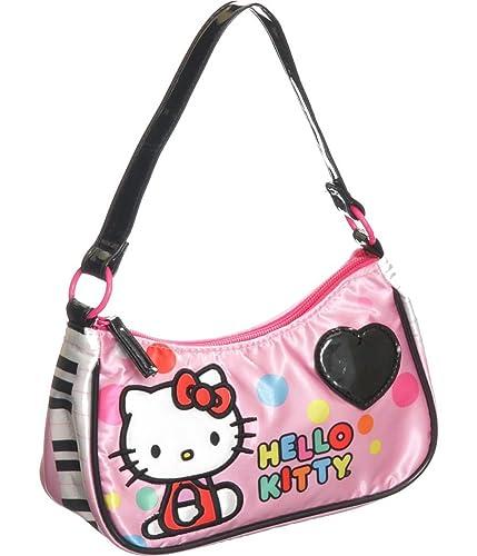 9e765d761 Amazon.com: Hello Kitty ''Piano Keys'' Mini Hobo: Shoes