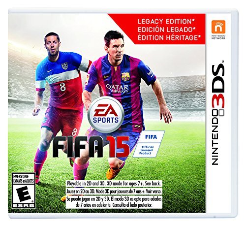 FIFA 15 - Nintendo 3DS (Fifa Games)