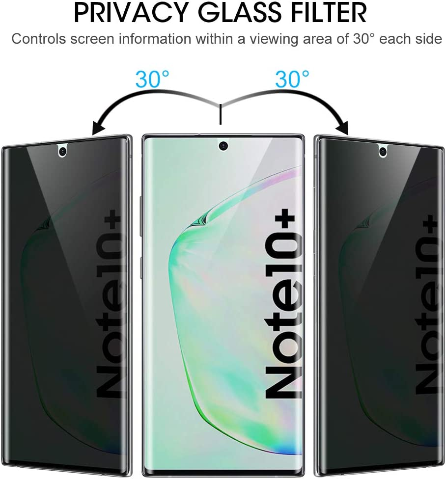 2 Packs Bubble-Free Clear Galaxy S10 Screen Protector OMYFILM Samsung Galaxy S10 Tempered Glass Screen Protector Glass Screen Protector for Samsung S10 Easy Installation